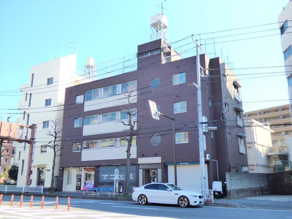 空室・最上階角部屋 /// ニュー大倉山マンション