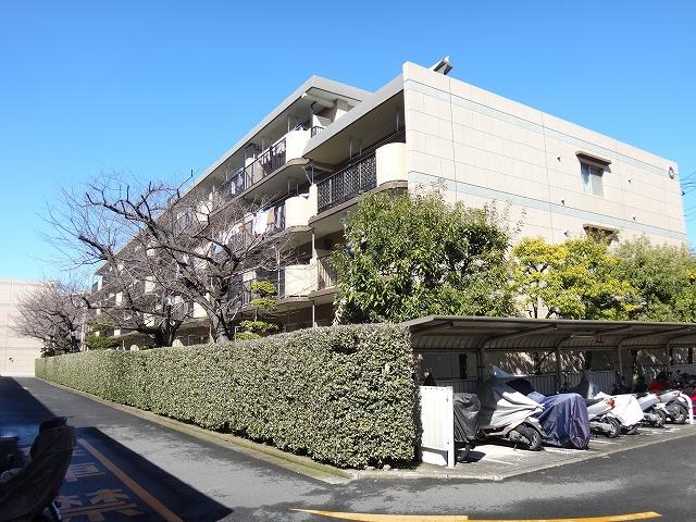 ニューライフマンション武蔵野台C号棟 102