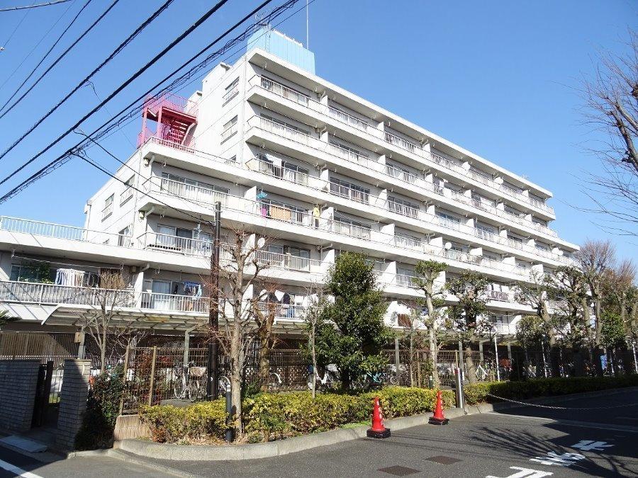 石神井公園マンション 606