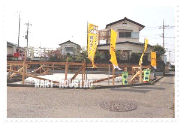 当社売出物件武蔵村山市伊奈平6丁目 新築一戸建て 1号棟