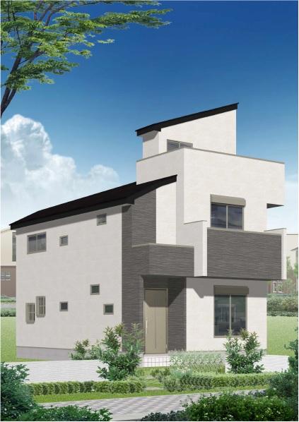 北小岩3丁目 新築住宅