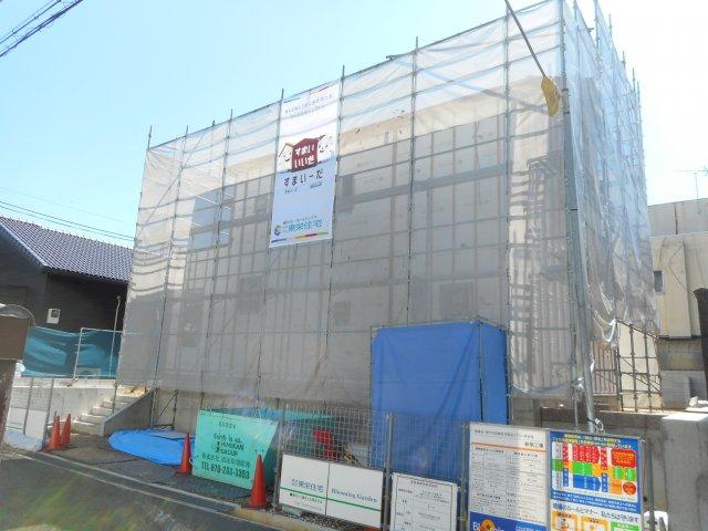 神戸市須磨区高尾台1丁目・新築一戸建