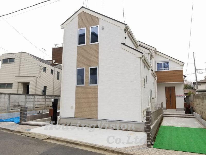 三鷹市井の頭1丁目 新築一戸建 B号棟