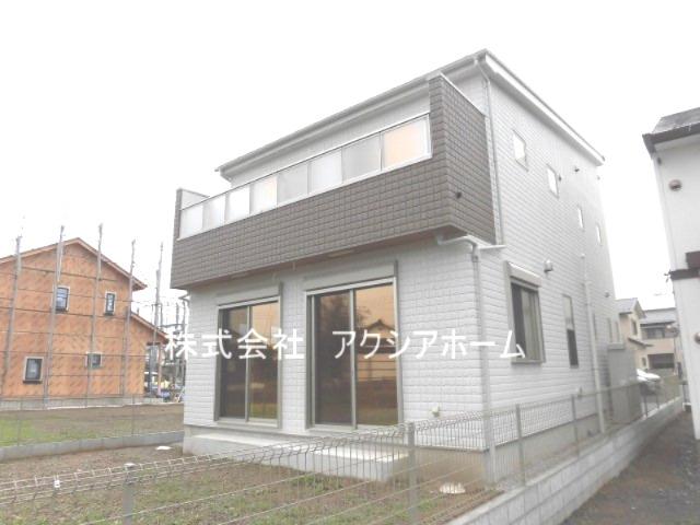 飯能市岩沢・全4棟 新築一戸建 A号棟 ~カースペース並列3台~