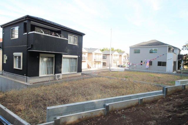 所沢市山口 建築条件なし売地 40坪 B区画