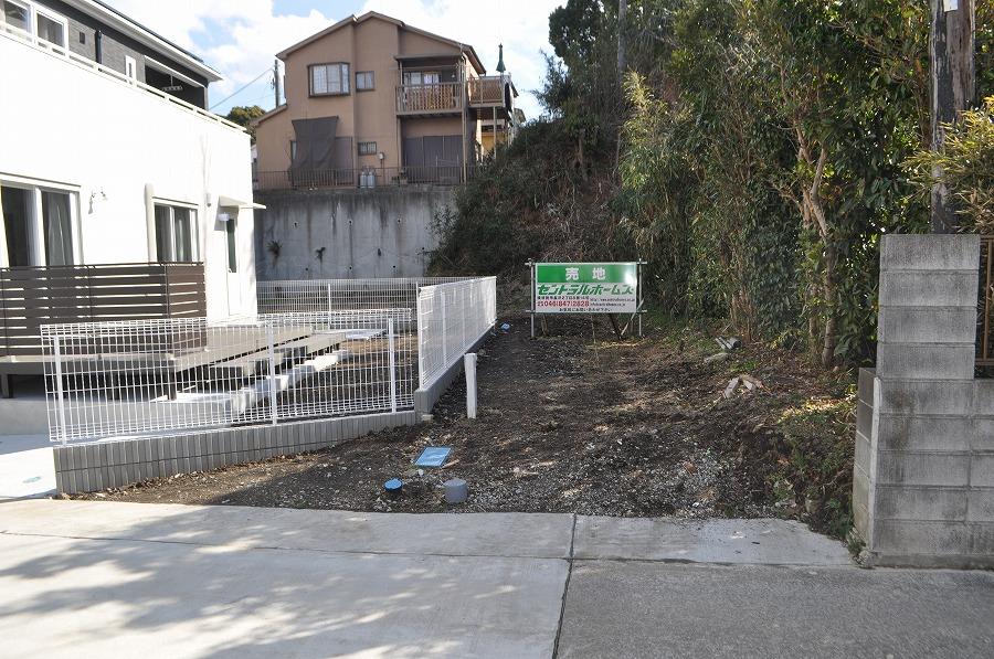 敷地面積77坪ゆとりの広さで余裕な暮らし 初声町和田 No.2区画