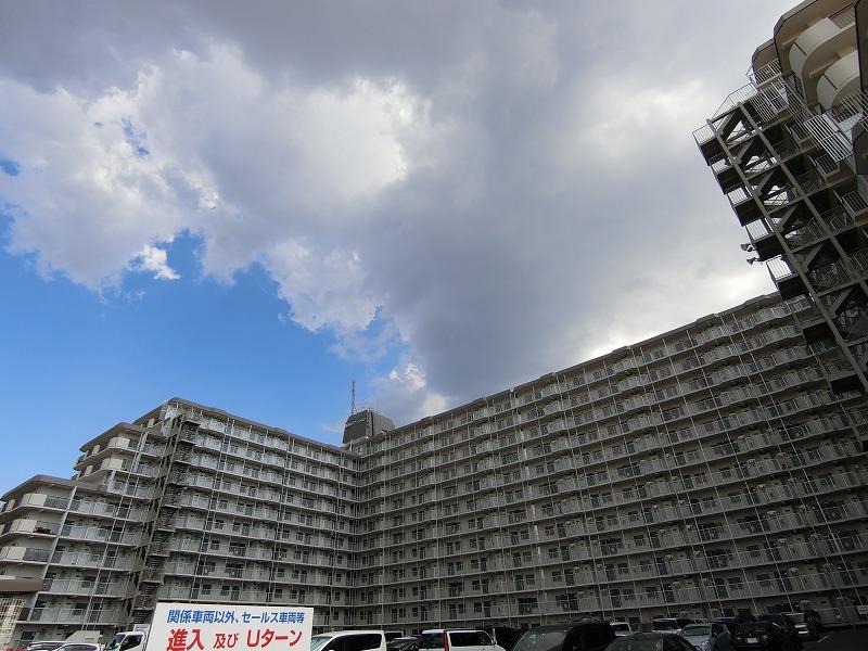 瓢箪山マンション