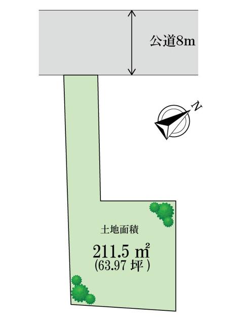 世田谷区尾山台1丁目 売地