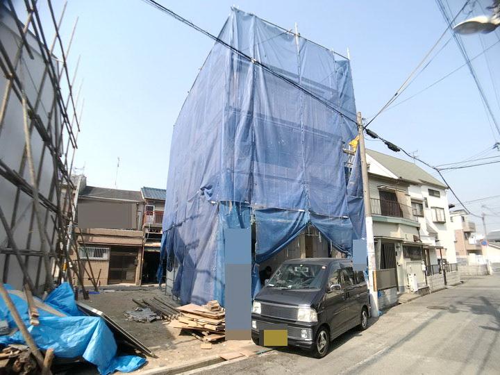尼崎市浜田町3丁目新築一戸建て