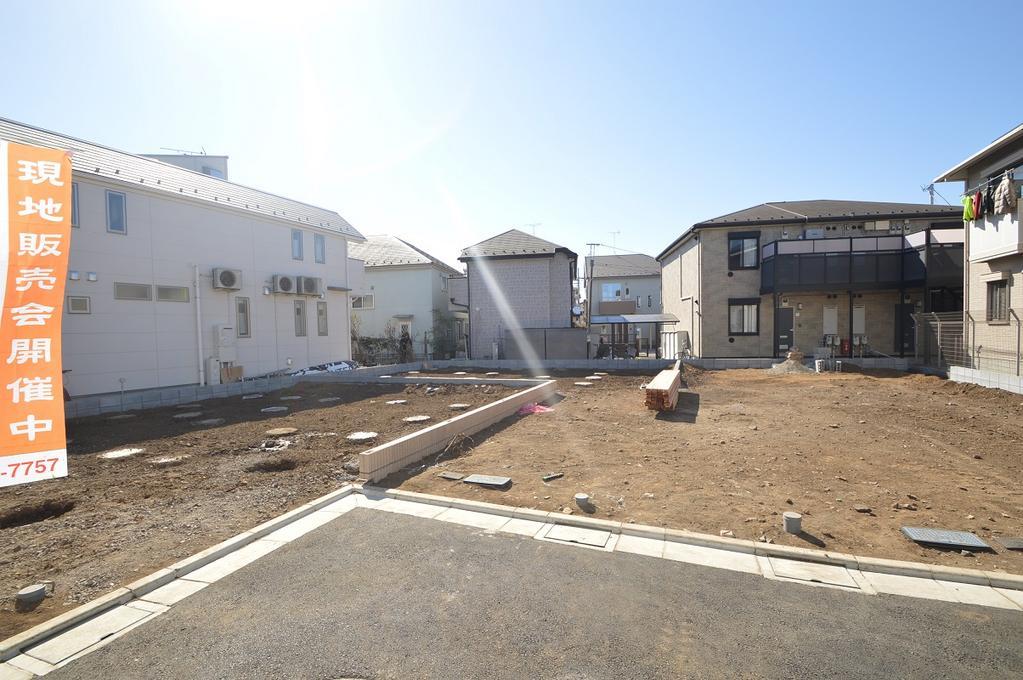立川市羽衣町二丁目 全4棟新築戸建て 2号棟