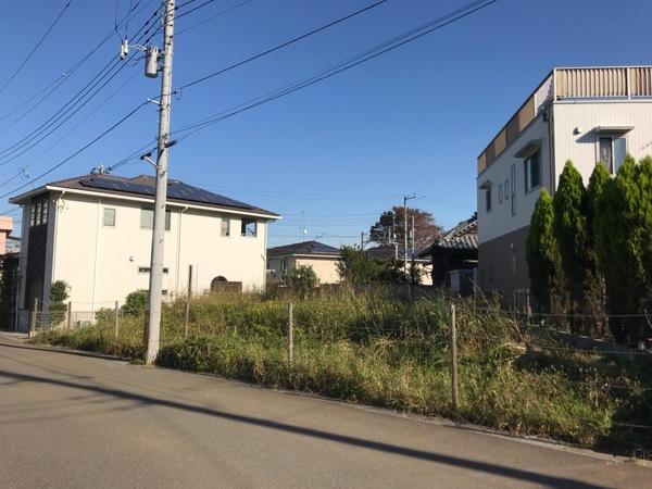 東松戸2丁目土地