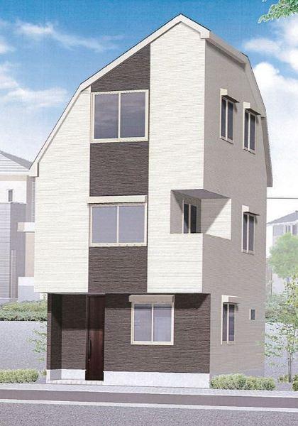 大田区鵜の木2丁目 新築戸建