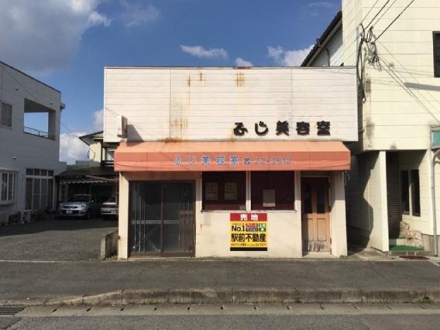 水ヶ江6丁目売地 1