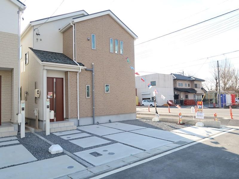 瀬戸市田中町第1 新築分譲住宅 全5棟 1号棟