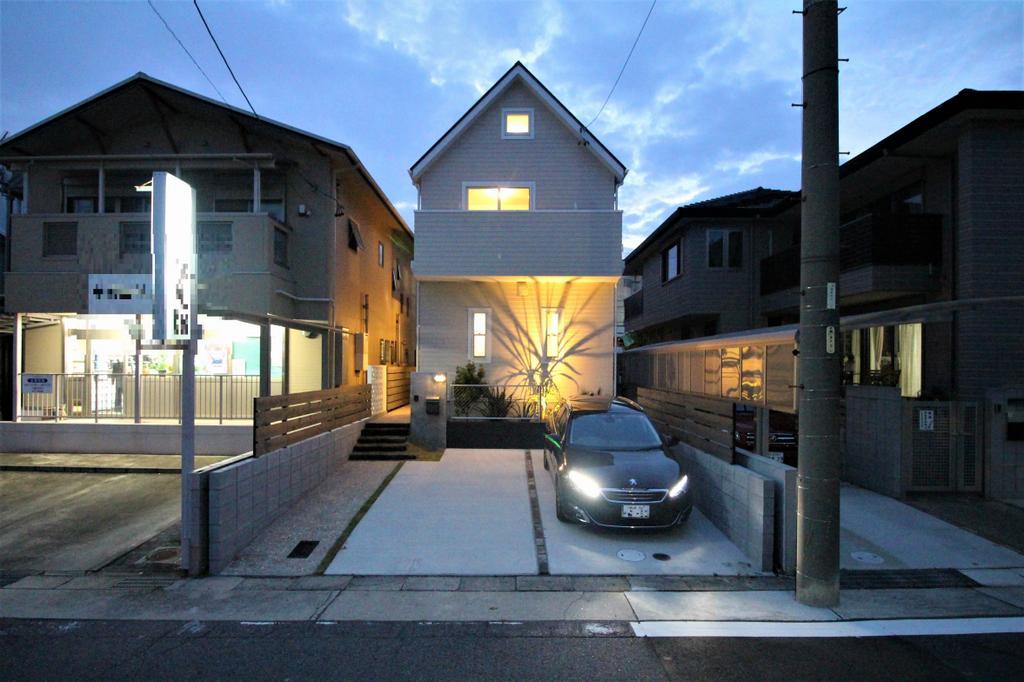 優しいぬくもりに包まれる邸宅/名東区極楽の家