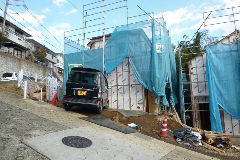 町田市西成瀬 ~耐震等級3の家で安心生活~ 2号棟