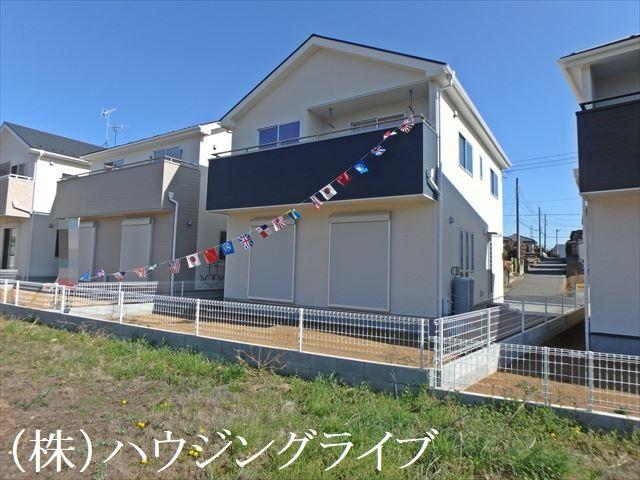 嵐山菅谷第2 全5棟 3号棟(区画図参照)