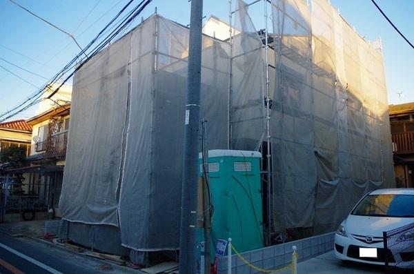 板橋区富士見町 新築一戸建て