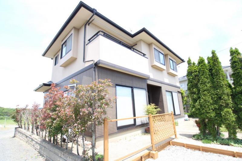 塩竈市大日向町「東日本ハウス施工」憩いと安らぎの住宅