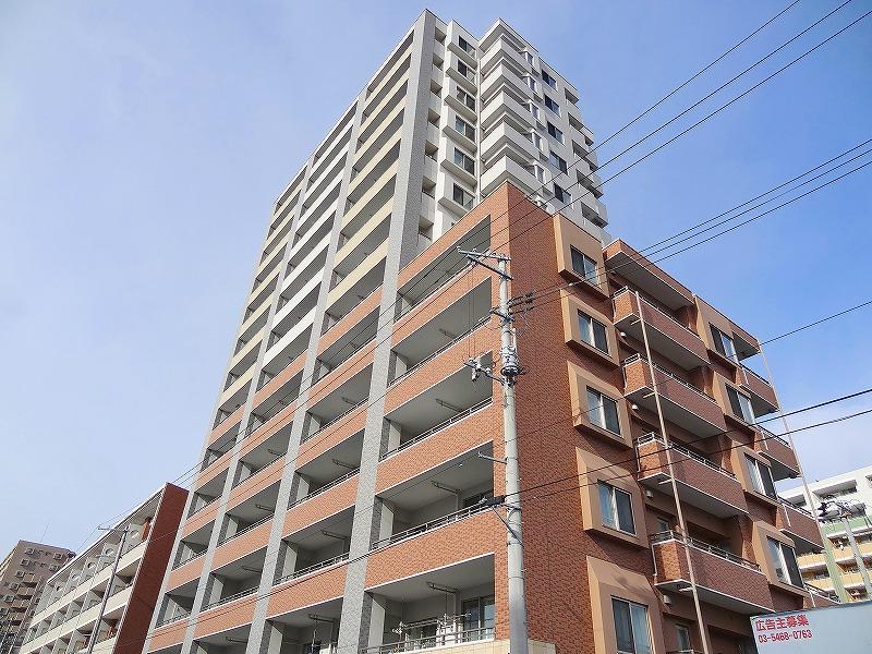 クレアシティ小鶴新田 12階南東角部屋